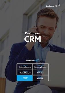 Portada CRM Profitroom para hoteles