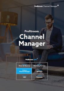 Portada Channel Manager para hoteles Profitroom ES