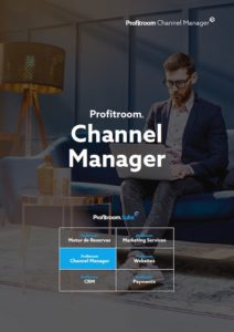 Portada Channel Manager para hoteles Profitroom ES
