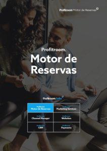 Portada Motor de Reservas Profitroom ES para hoteles