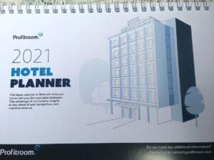 Calendario Profitroom 2021 Hotel Planner 1280