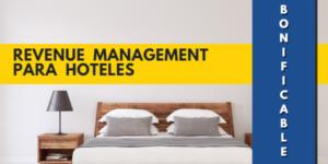 REVENUE MANAGEMENT 360 HOTEL MANAGEMENT BONIFICABLE