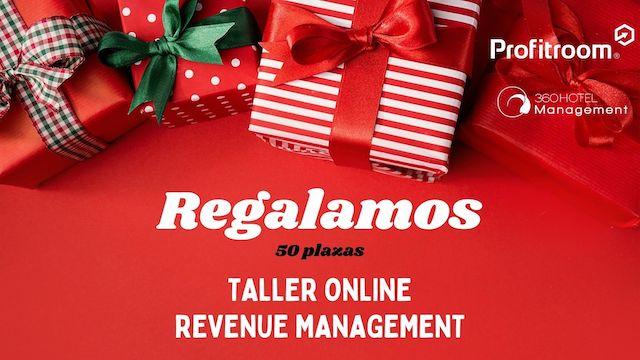 Regalamos 50 plazas talleres online
