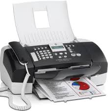 Esto era un fax
