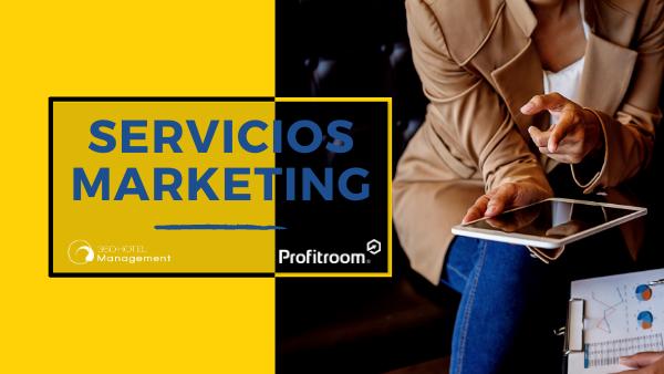 Servicios de Marketing Profitroom