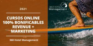 Cursos online 2021 Revenue Management y Marketing hoteles