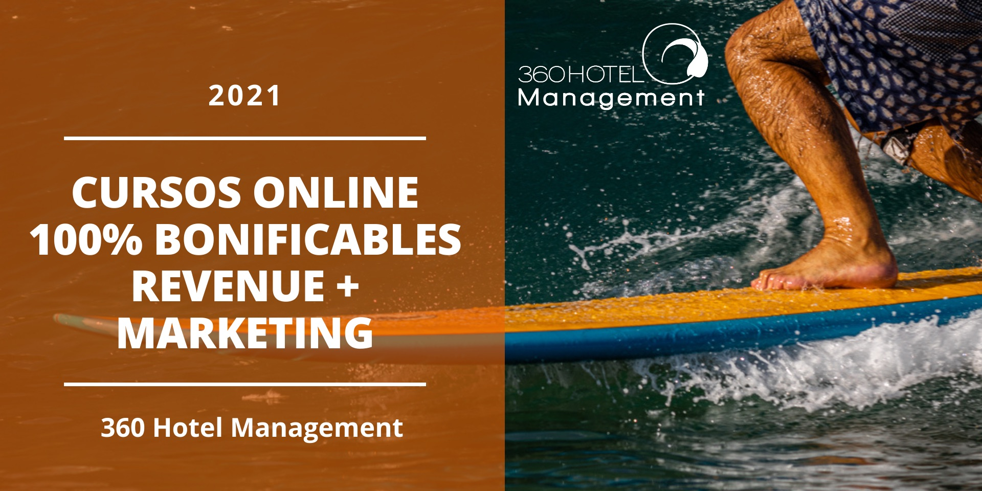 Cursos online 2021 Revenue Management y Marketing hoteles