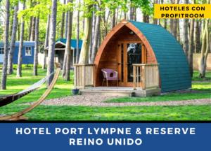 Hotel Port Lympne & Reserve Reino Unido