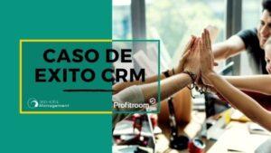Profitroom Casos de exito Hotel CRM