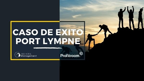 Profitroom Casos de exito Port Lympne