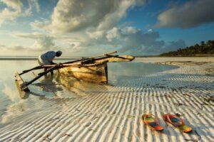 Zanzibar Queen Hotel barco