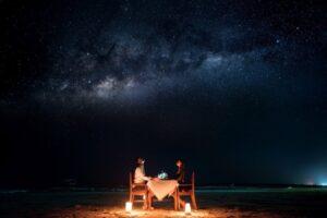 Zanzibar queen cena romantica