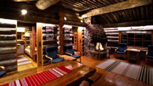 kakslauttanen cabana grande finlandia profitroom