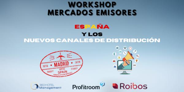 El Mercado de Origen España con destino España y Nuevos Canales de Distribución