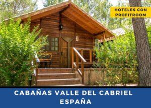 Cabañas Valle del Cabriel hoteles con Profitroom